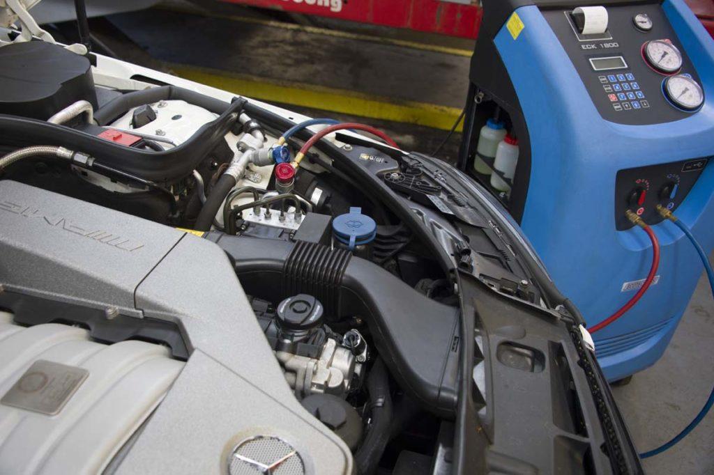 Mercedes Air Conditioning Repair – Nitec Auto Repairs